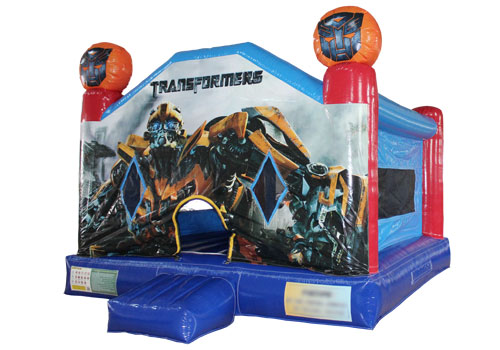 Inflatable-transformers-bumblebee-bouncer-QBO-3128