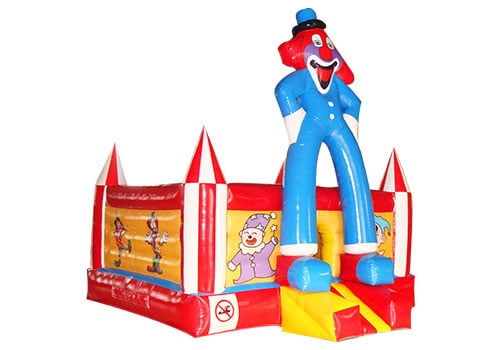 Clown-Character-Inflatable-House-QBO-1524