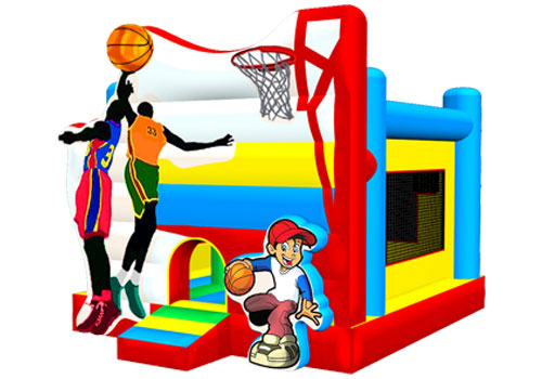 Commercial-Inflatable-Basketball-Bouncer-QBO-3134