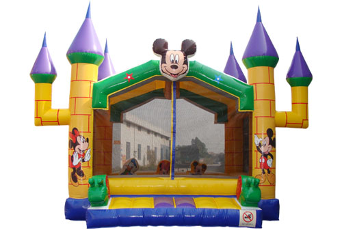 Disney-Mickey-mouse-castle-bouncer-QBO-3072
