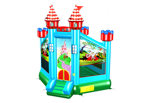 Fantastic-Castle-bounce-house-QBO-3080